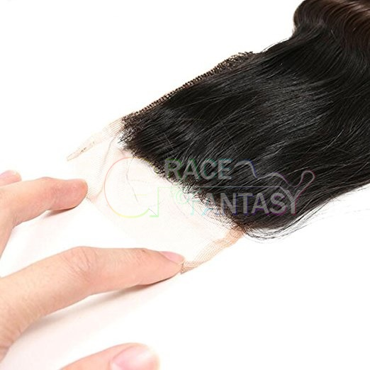 Bleached Knots Free Part Natural Black To Blonde