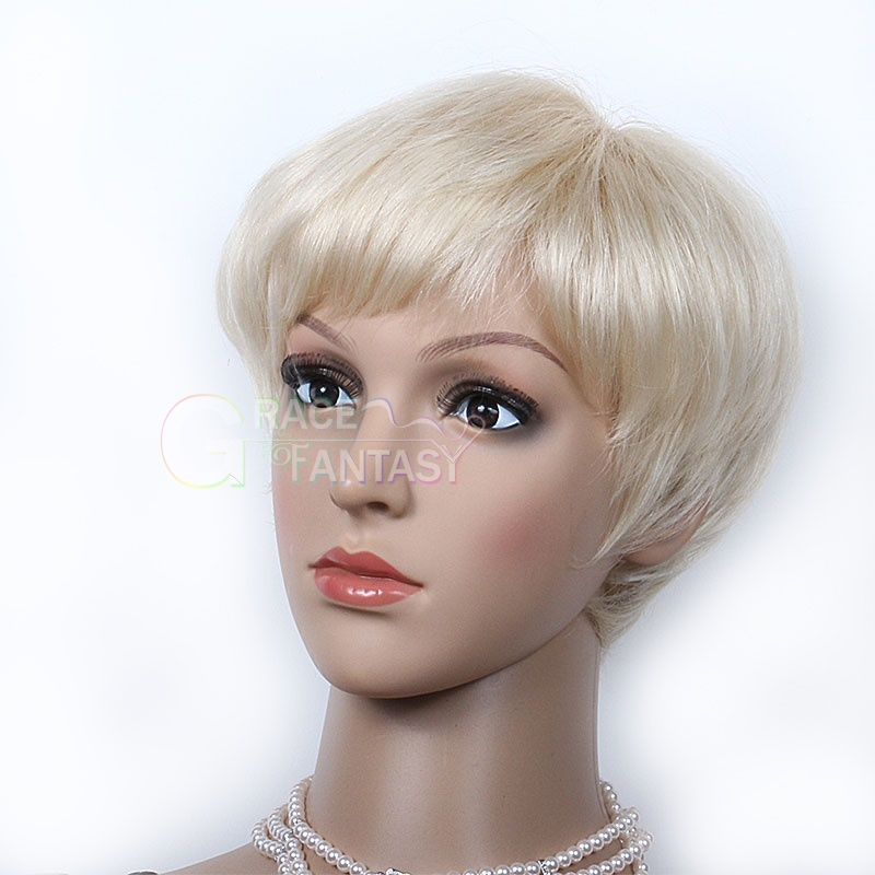 Lace Front Wig BOB Style Remy Human Hair