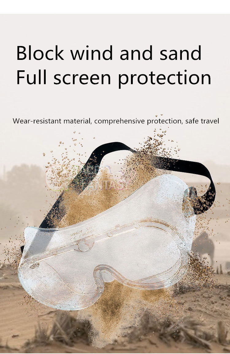 Safety Goggle Glasses Anti from Water Vapour