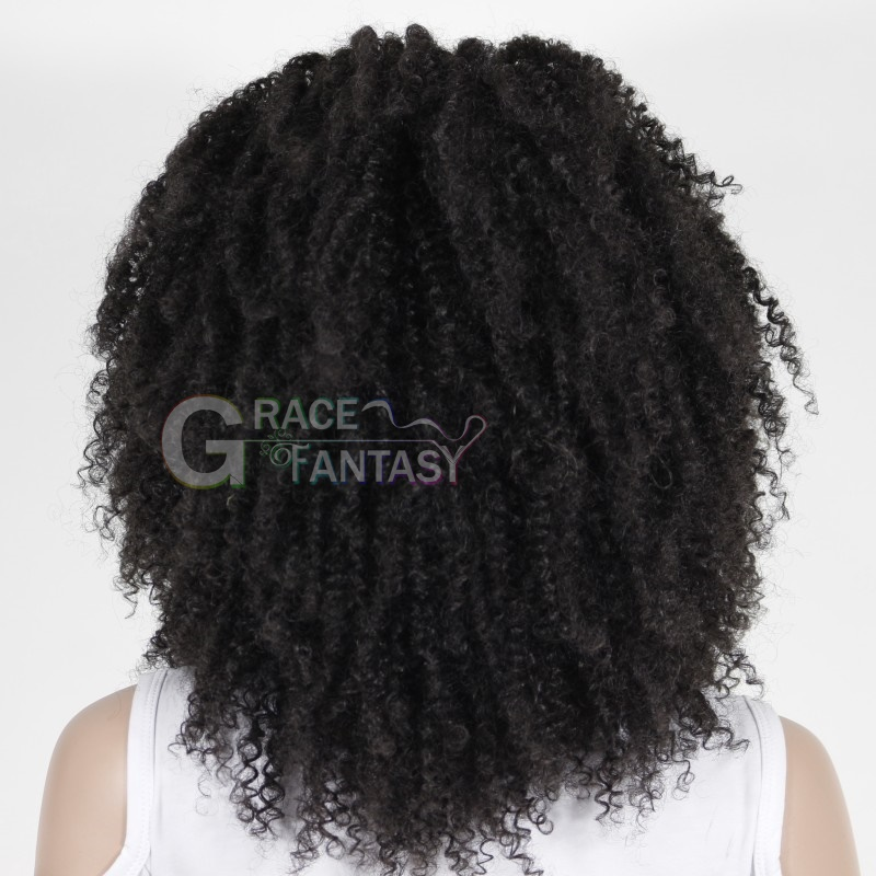 Kinky Curly Synthetic Wig