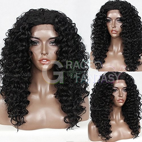 African Americas Synthetic Lace Front