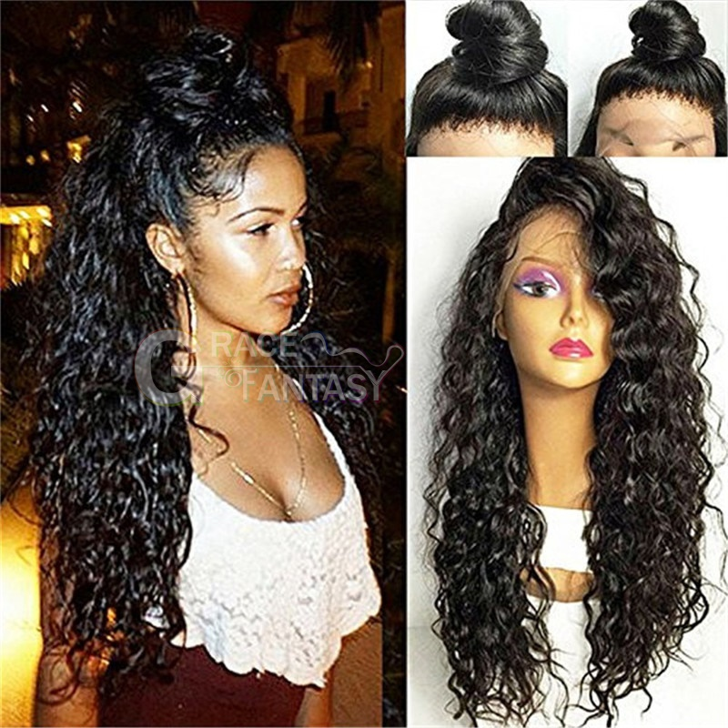 cheap synthetic lace front wigs