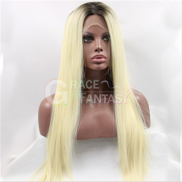Ombre Synthetic Lace Wigs