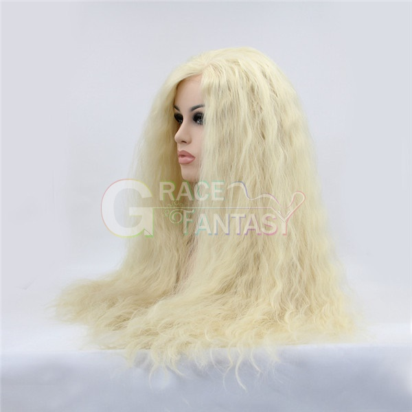 Light Yaki Braided Lace Wigs for Black Women