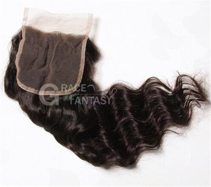 lace frontals closure with baby hair