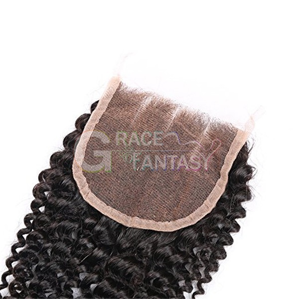Kinky Curly Top Closures