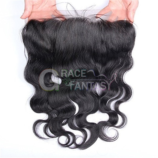 Body Wave full front lace closure