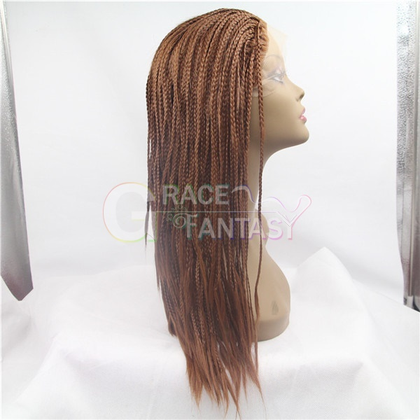 synthetic lace front wigs gray grey silver