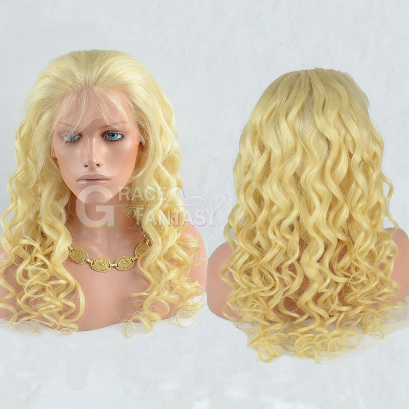 Top Quality 7A Grade Virgin Brazilian Human Hair Wig Full Lace Wig Cheap Human Hair Lace Front Wig Glueless Wig