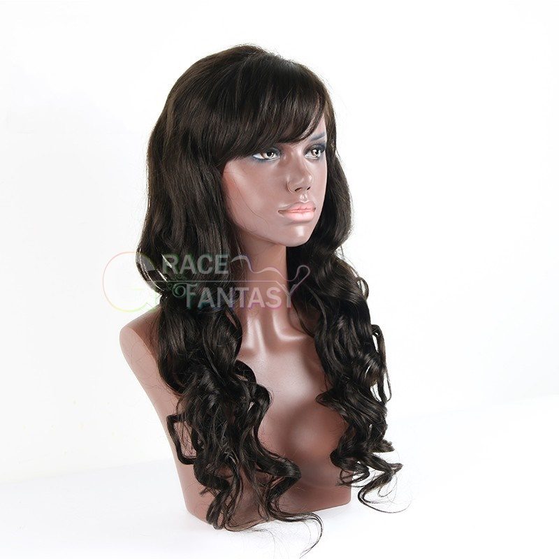 lace front wigs with baby hair