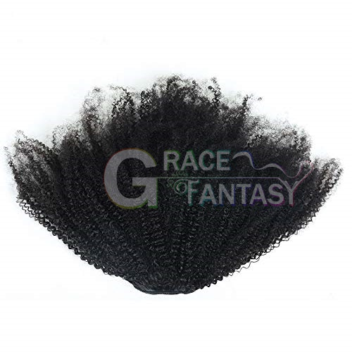 4B4C Afro Kinky Curly Ponytails