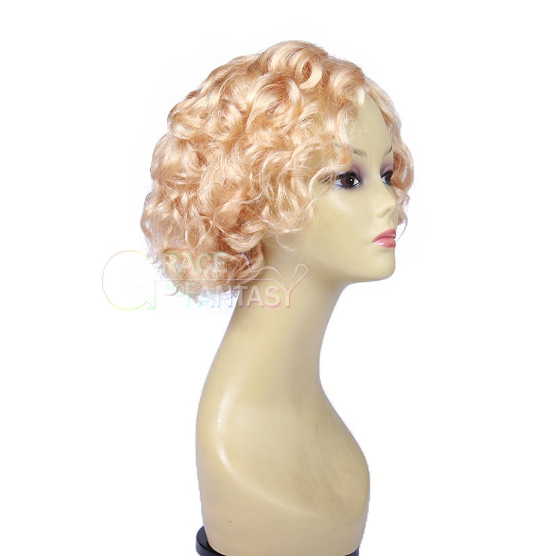 Lace Front Human Hair Glueless Wig