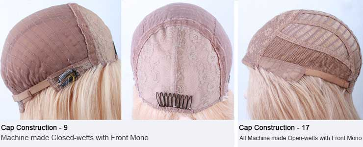 Stock Lace Front Wig Cap
